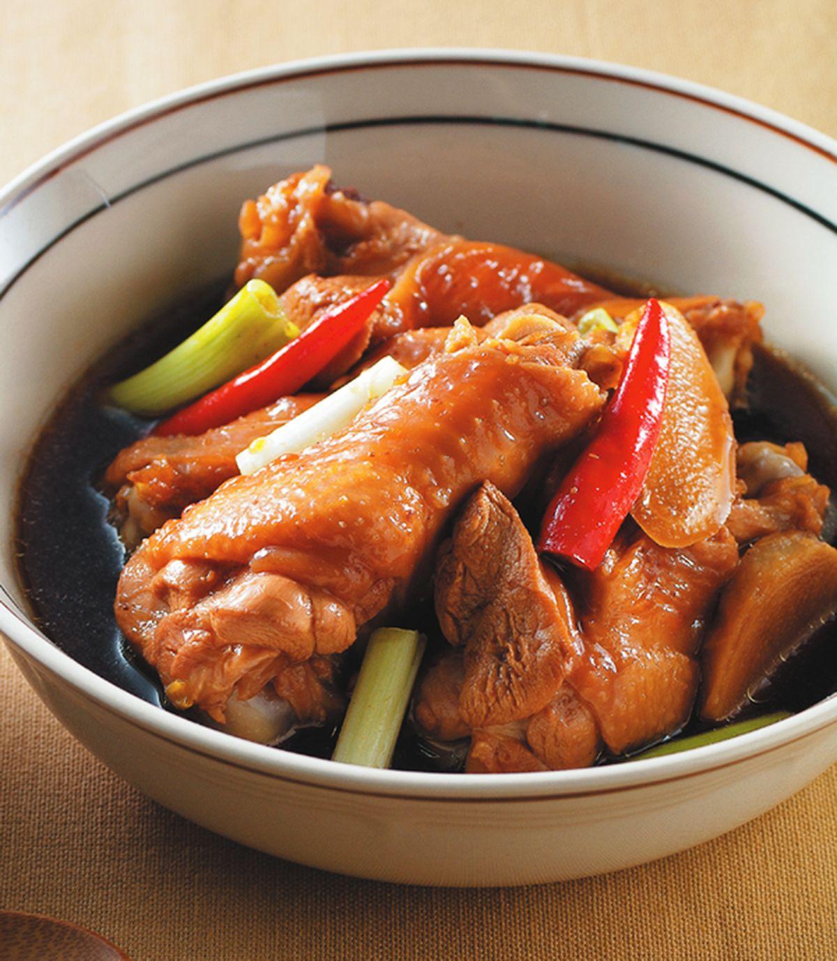 食譜:台式滷雞腿