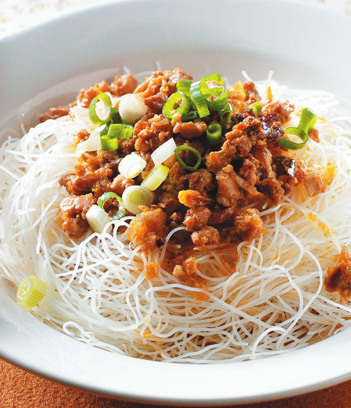 食譜:米粉炒(2)