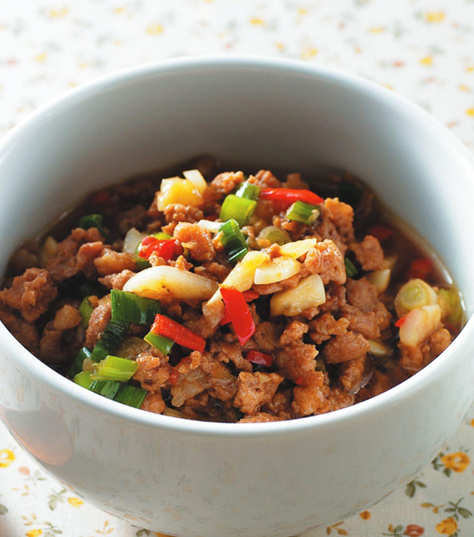 食譜:魚香肉燥(2)