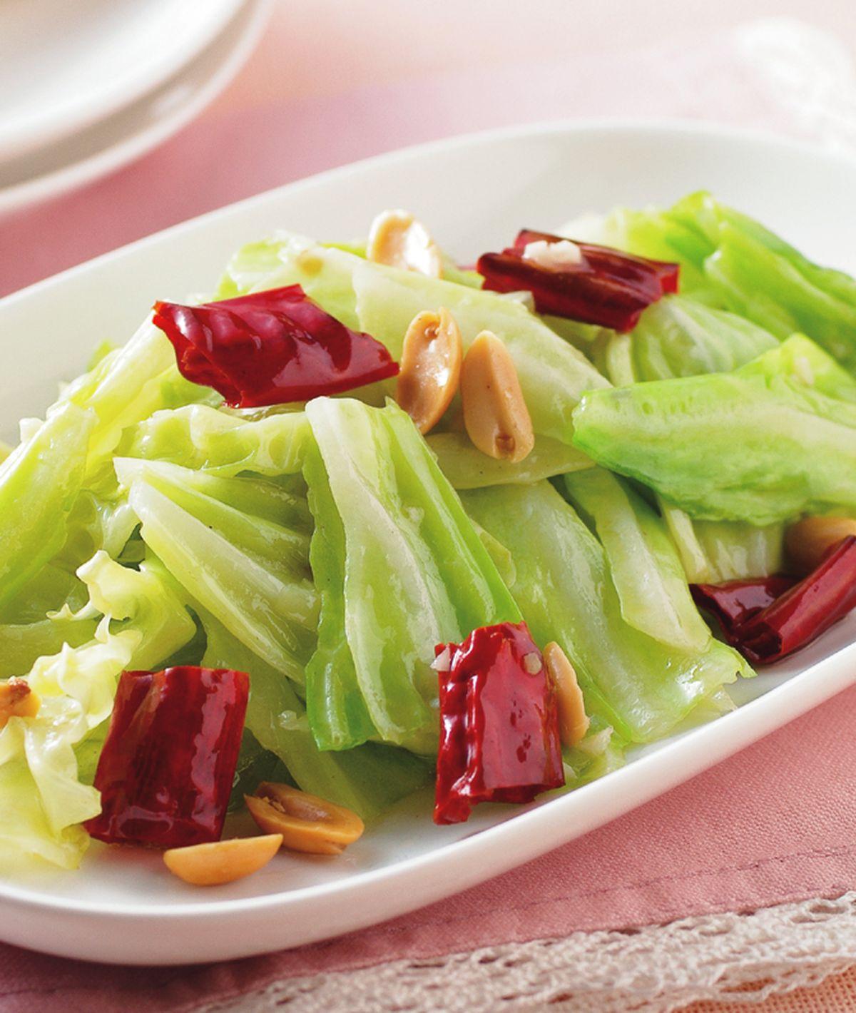 食譜:宮保高麗菜