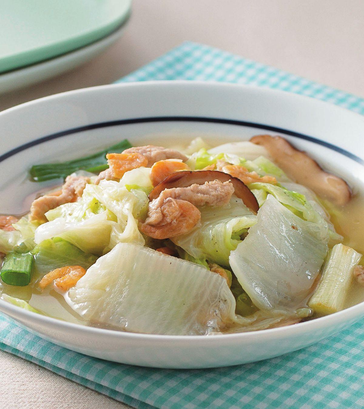 食譜:開陽白菜(11)