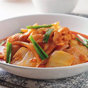 韓式炒白菜