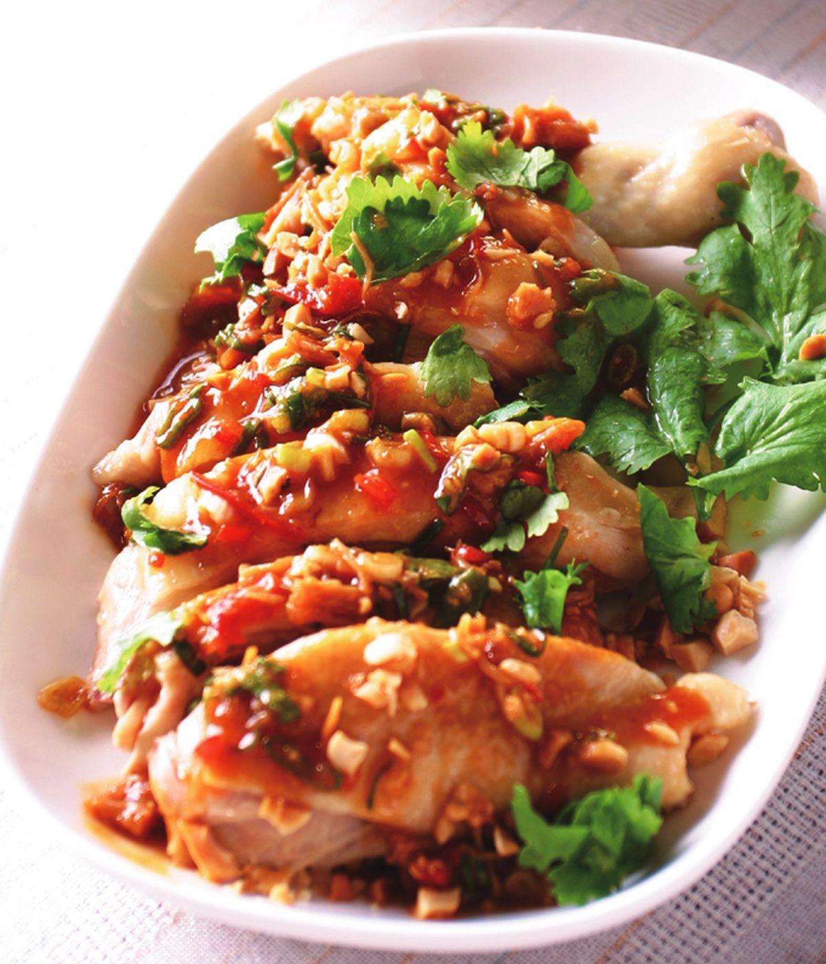 食譜:口水雞(1)