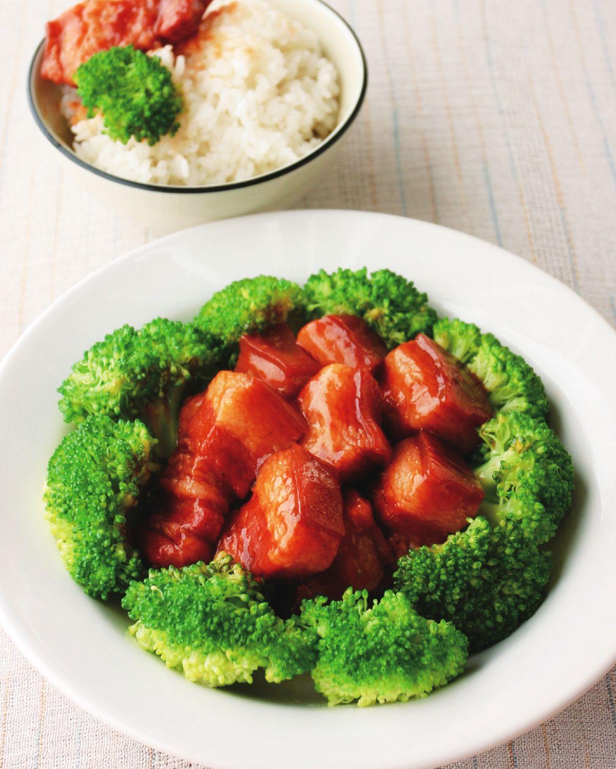 食譜:腐乳肉(2)