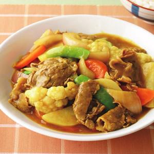 咖哩牛肉(1)