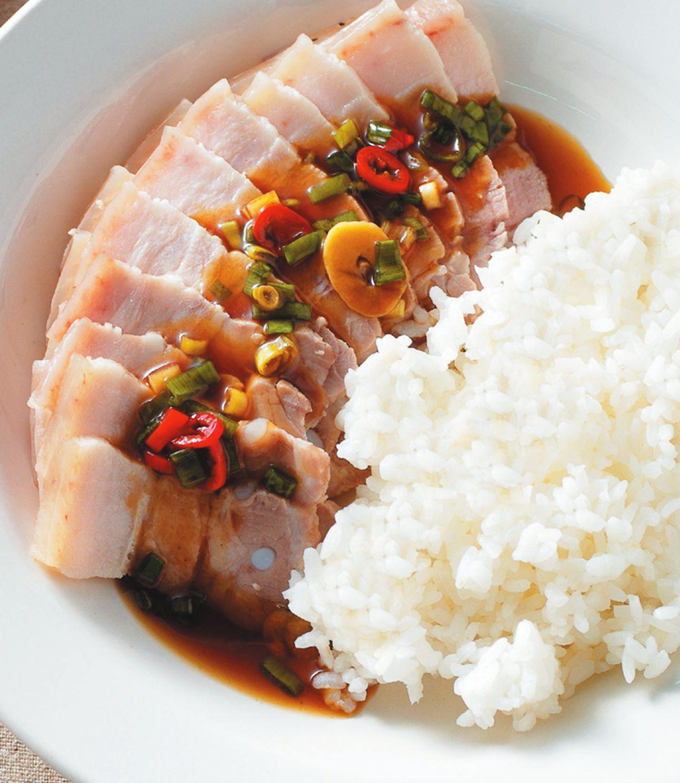 食譜:蒜泥白肉(10)