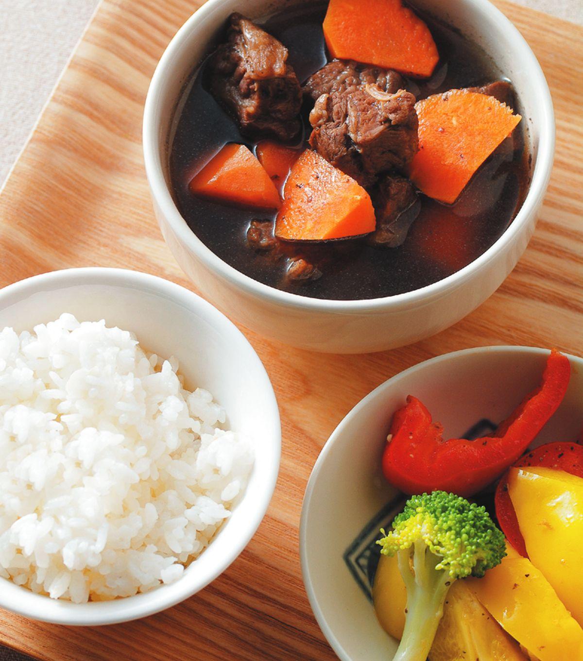 食譜:清燉牛腩飯