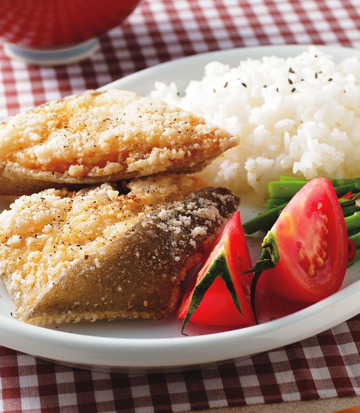 食譜:香酥鱈魚飯
