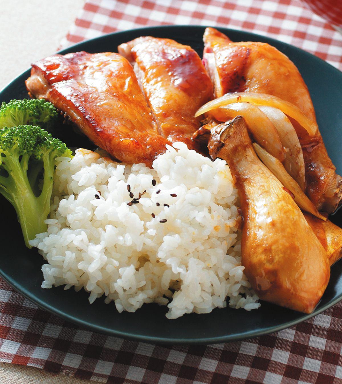 食譜:照燒烤雞腿(1)