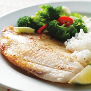 普羅旺斯煎鱈魚飯
