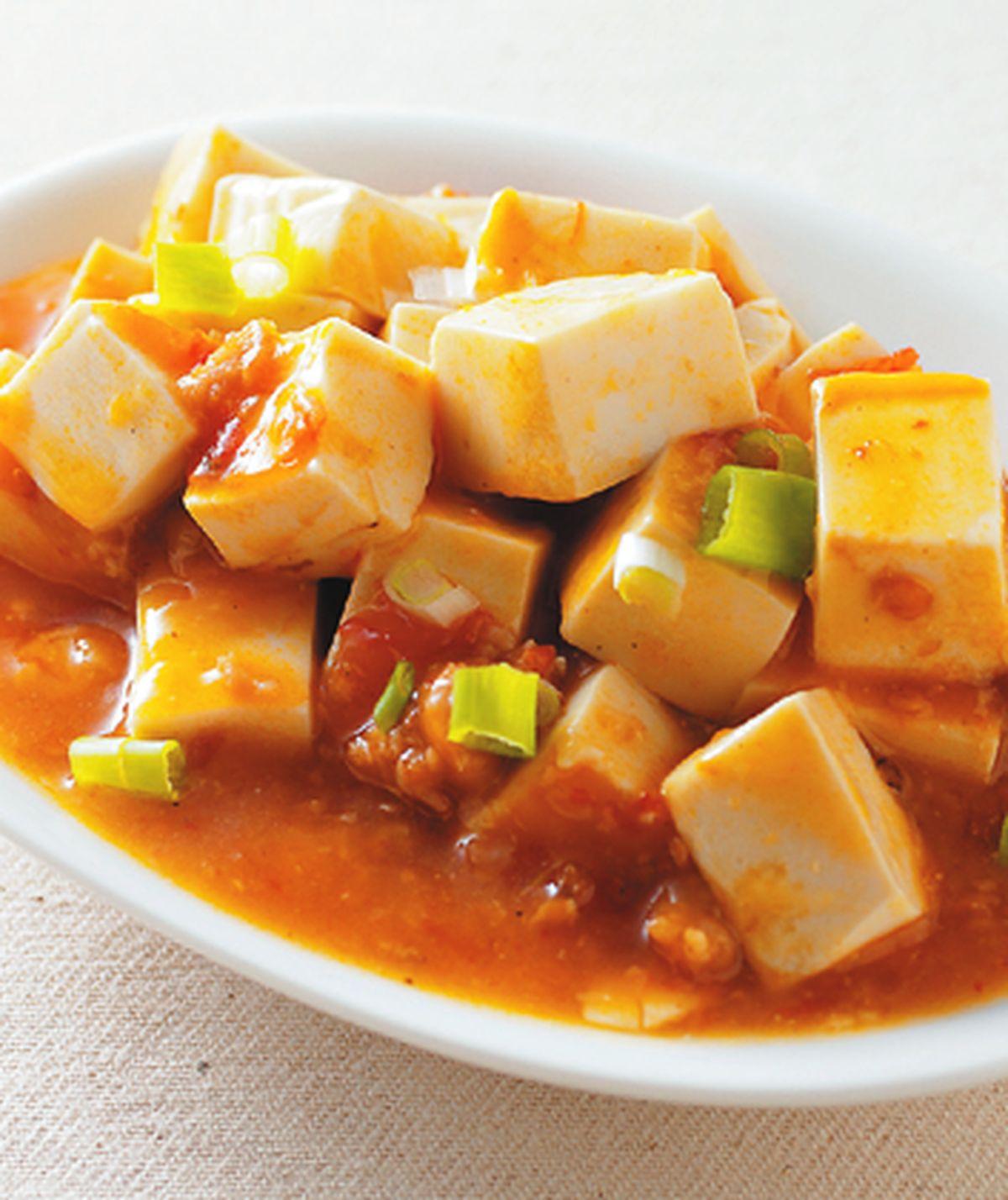 食譜:麻婆豆腐(31)