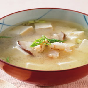 味噌湯(3)