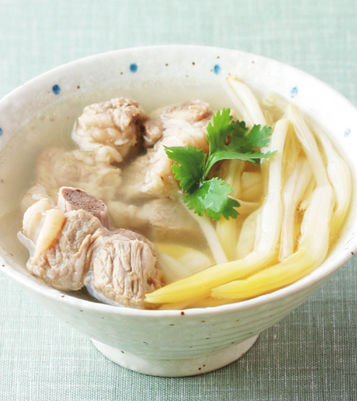 食譜:金針排骨湯(2)