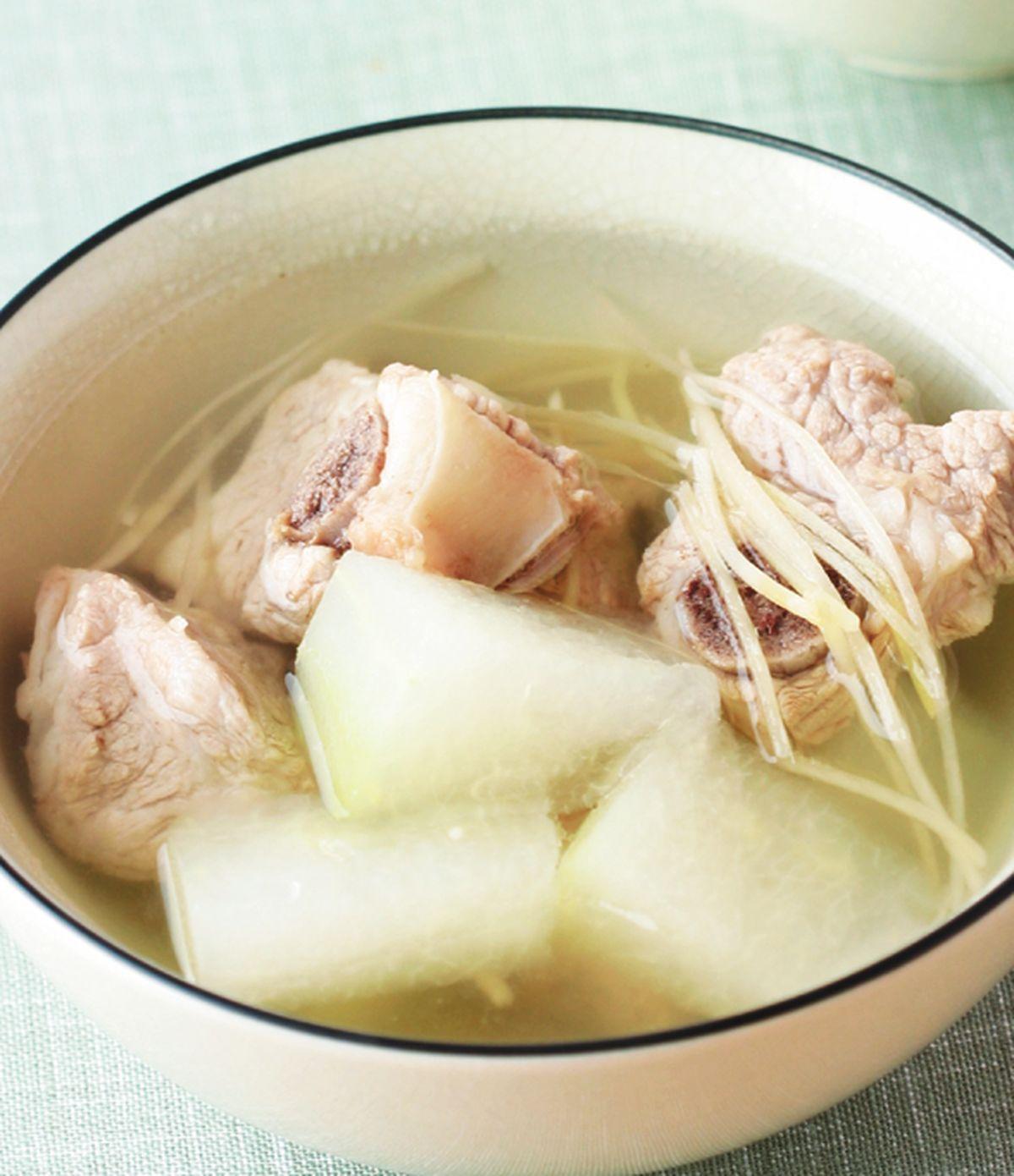 食譜:冬瓜排骨湯(1)