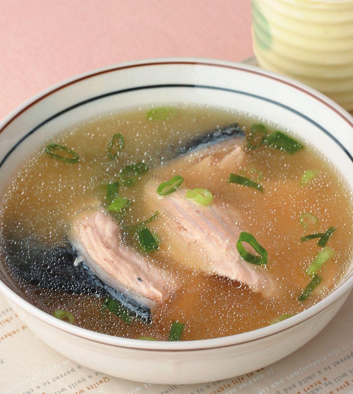 食譜:鮮魚味噌湯