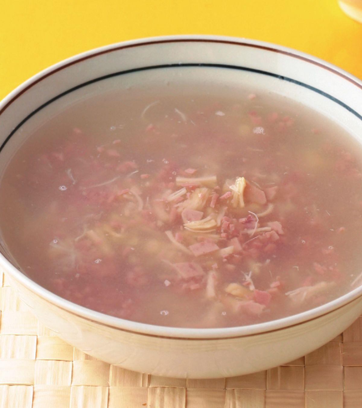 食譜:冬瓜干貝湯