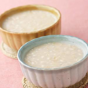 牛奶花生湯