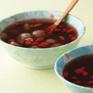 枸杞桂圓湯