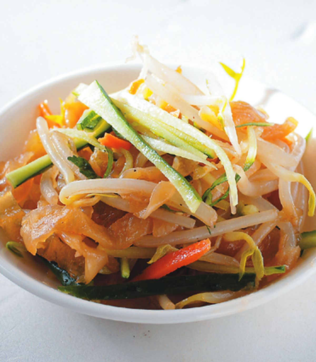 食譜:涼拌海蜇皮(5)