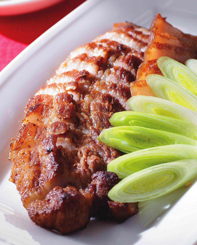 食譜:客家鹹豬肉(1)