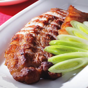 客家鹹豬肉(1)