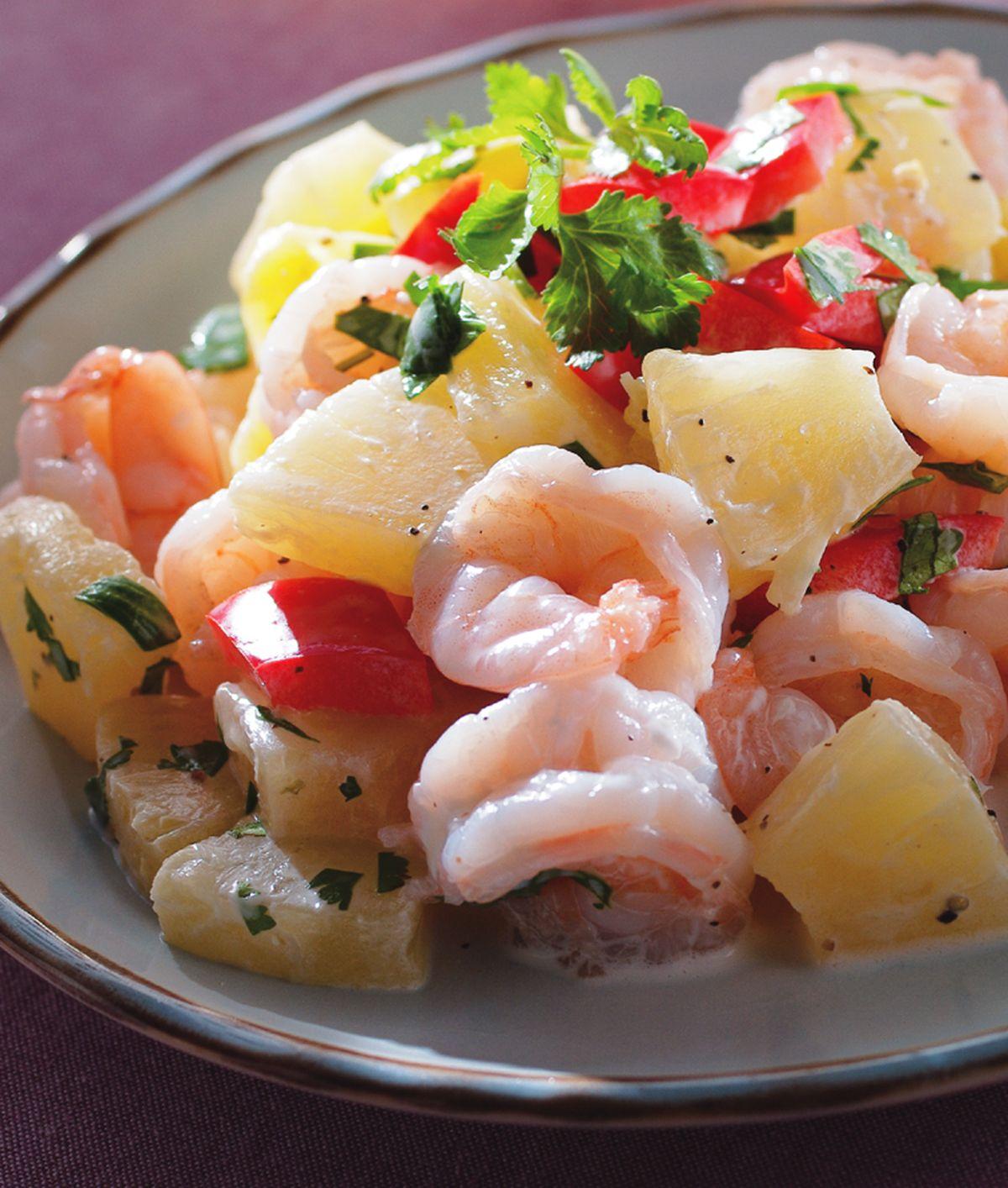 食譜:波羅蝦球