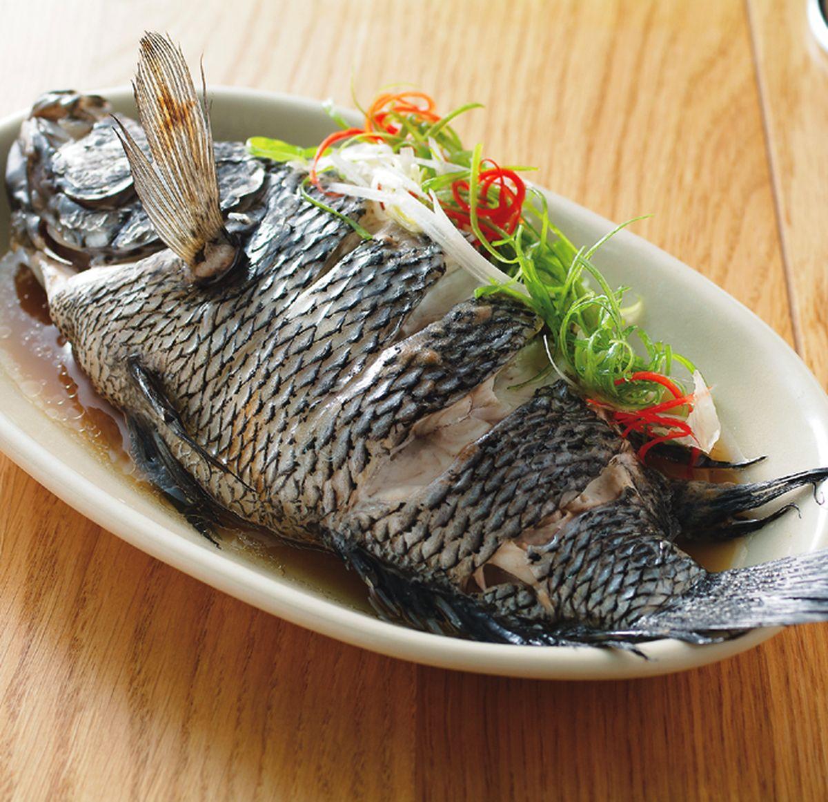 食譜:清蒸鮮魚(3)