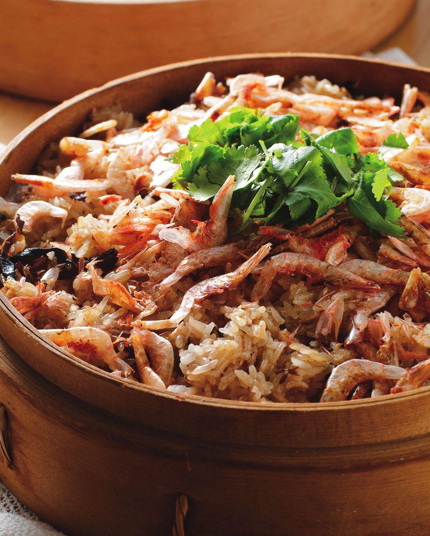 食譜:櫻花蝦米糕