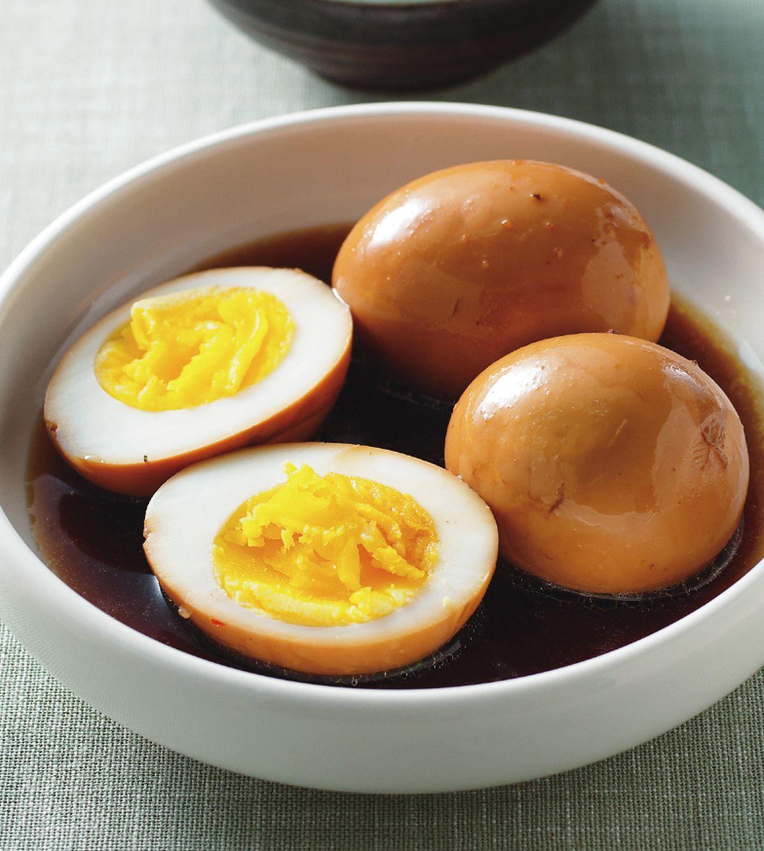 食譜:煙燻蛋