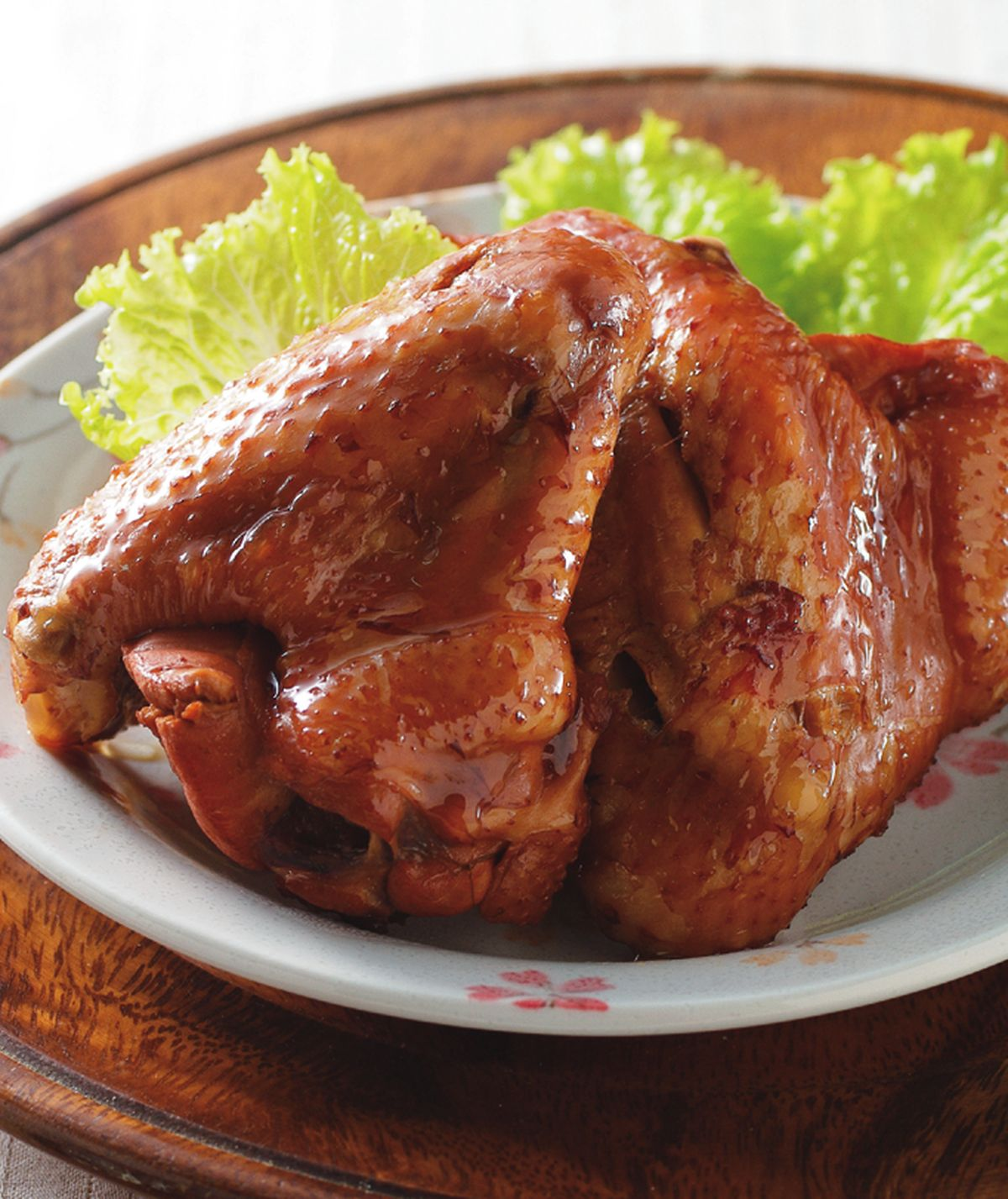 食譜:滷雞翅
