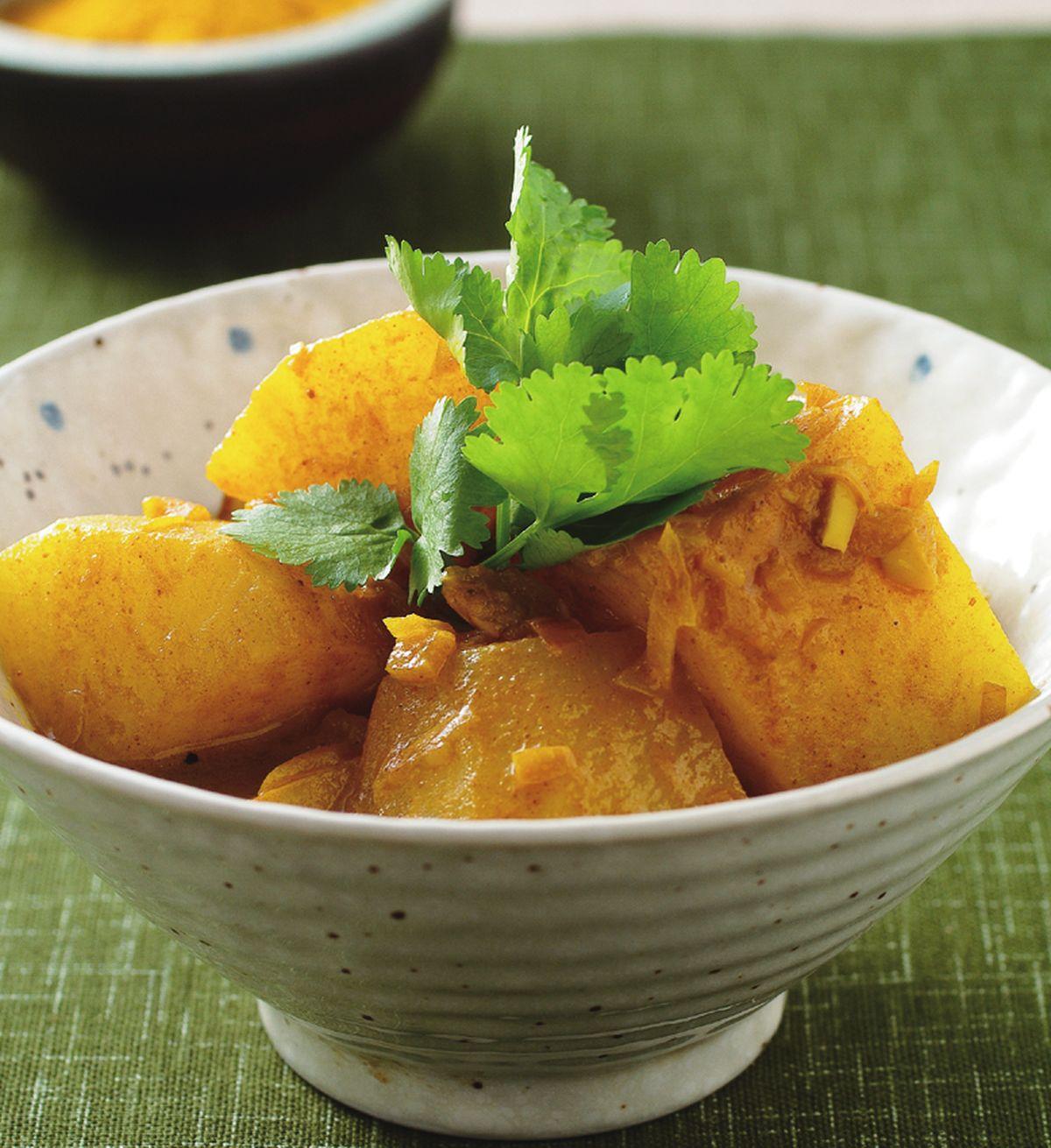 食譜:咖哩蘿蔔