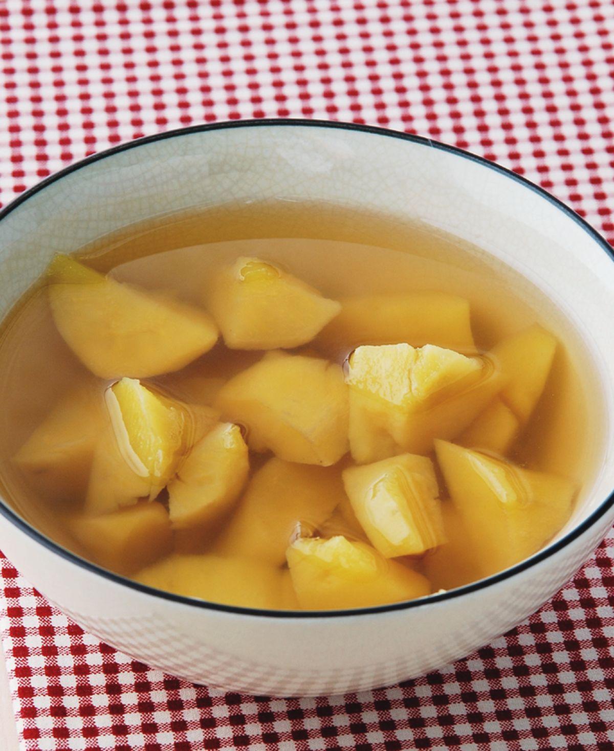 食譜:地瓜甜湯