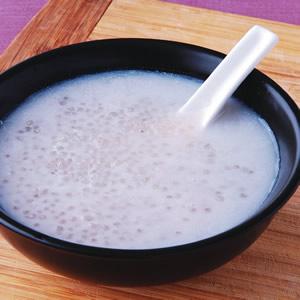 芋頭椰汁西米露(1)