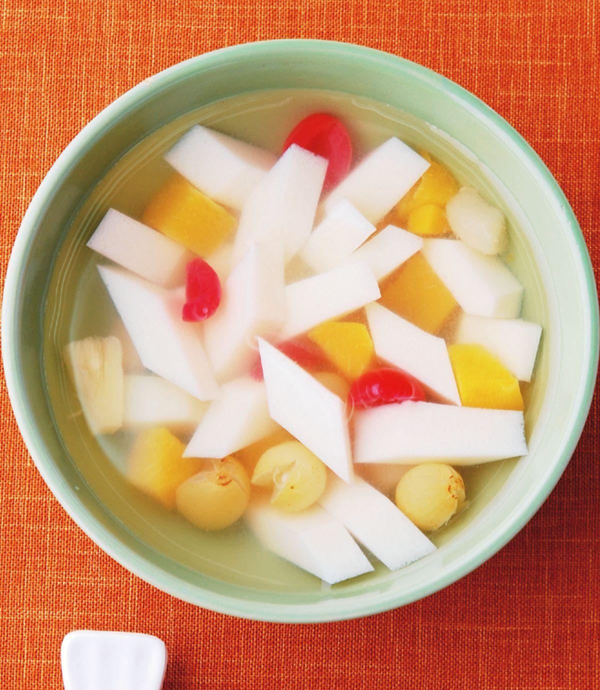 食譜:杏仁豆腐(4)