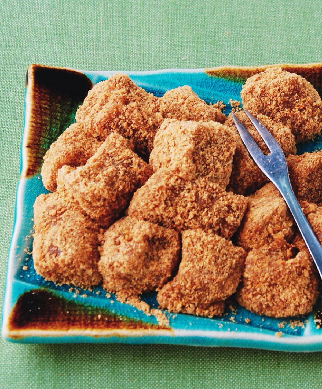 食譜:黑糖麻糬(1)