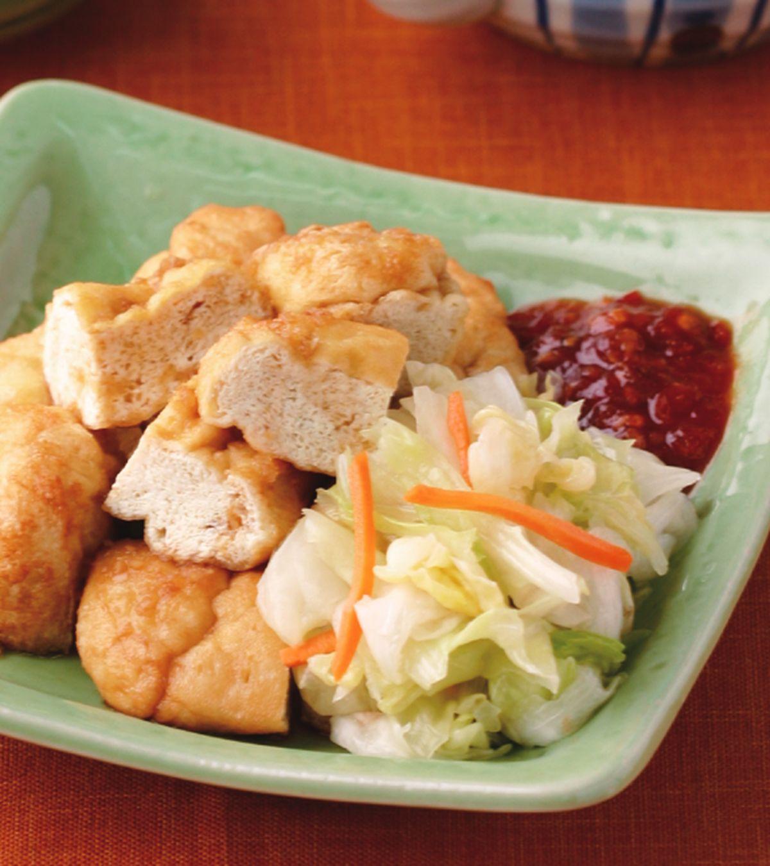 食譜:臭豆腐(3)