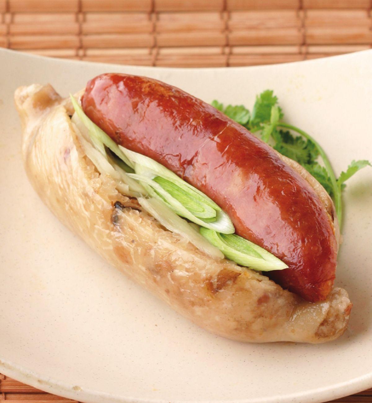 食譜:大腸包小腸(1)