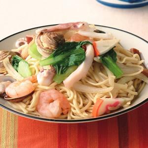 海鮮炒麵(5)