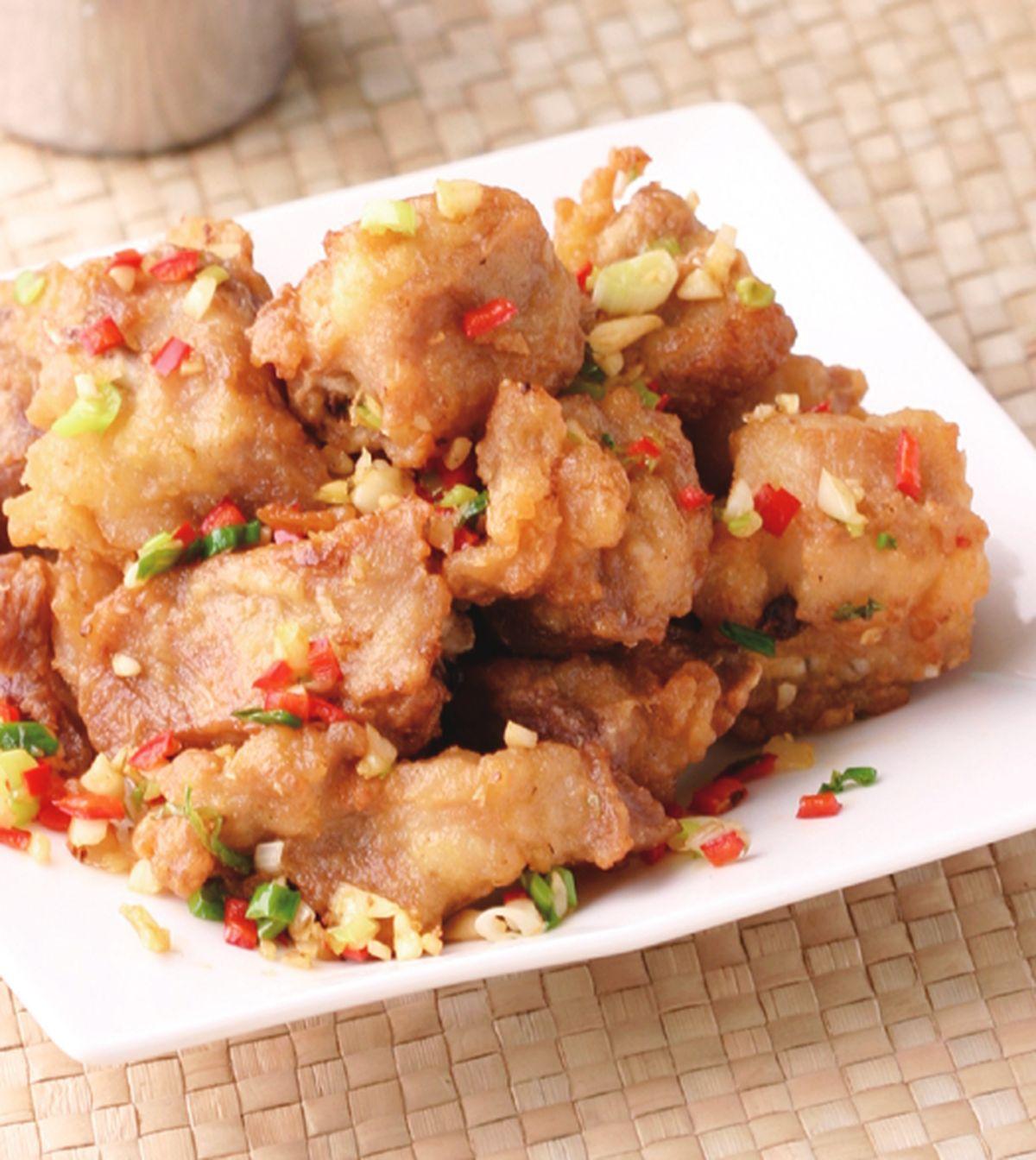 食譜:椒鹽排骨(3)