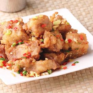 椒鹽排骨(3)