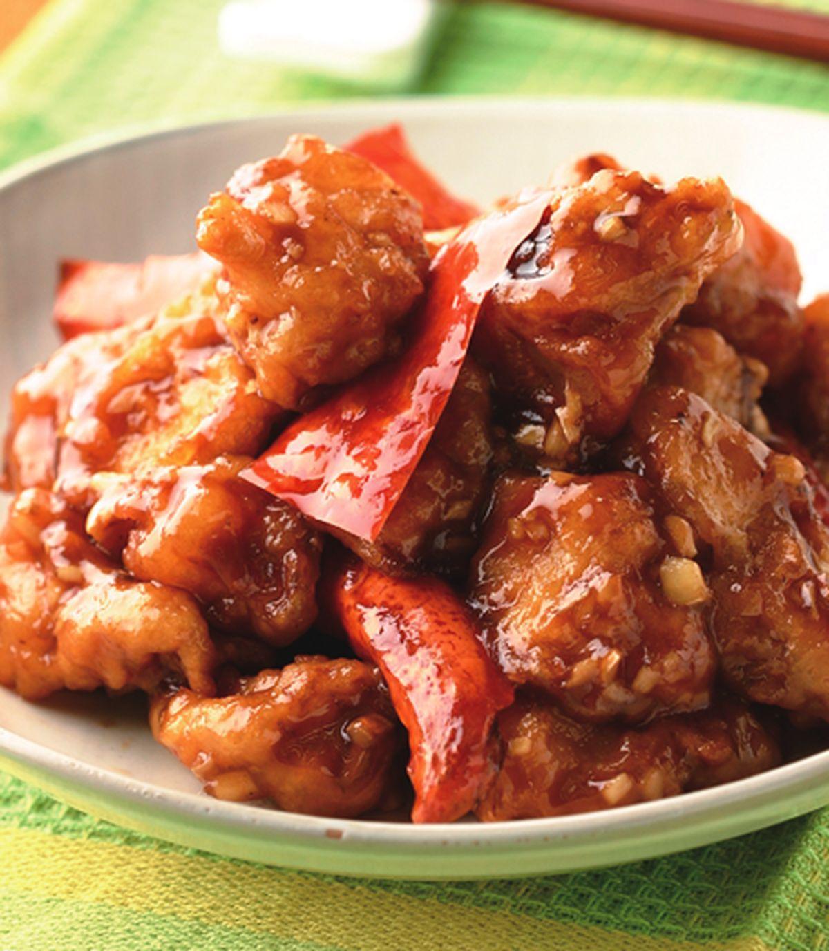 食譜:左宗棠雞(8)