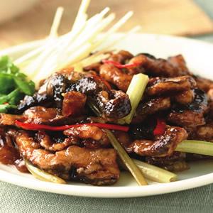 炒鱔糊(2)