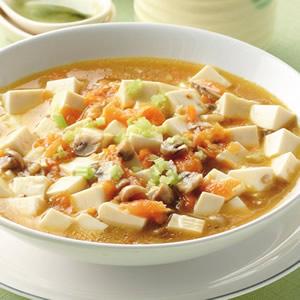 蟹黃豆腐(3)