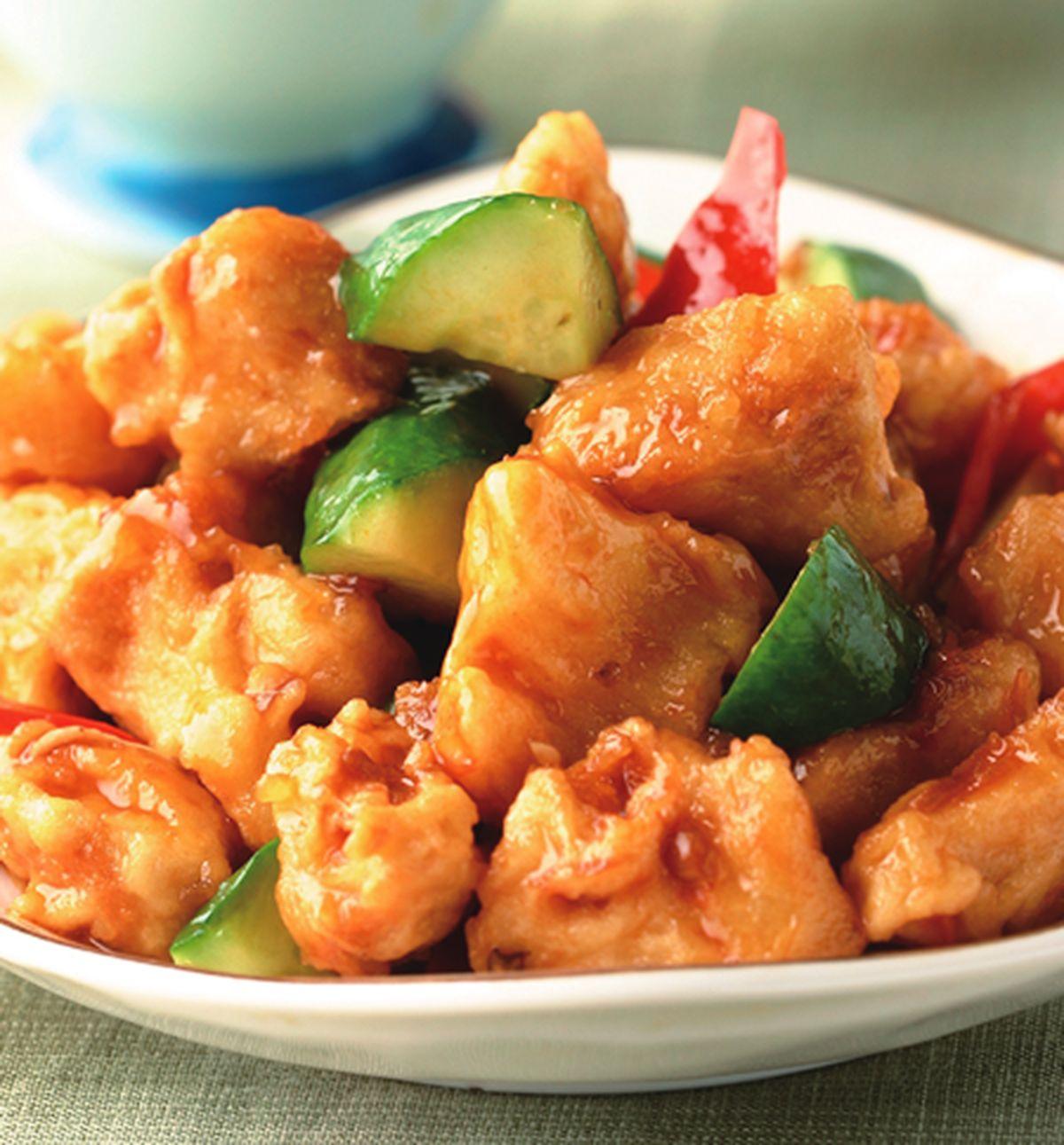 食譜:辣子雞丁(7)
