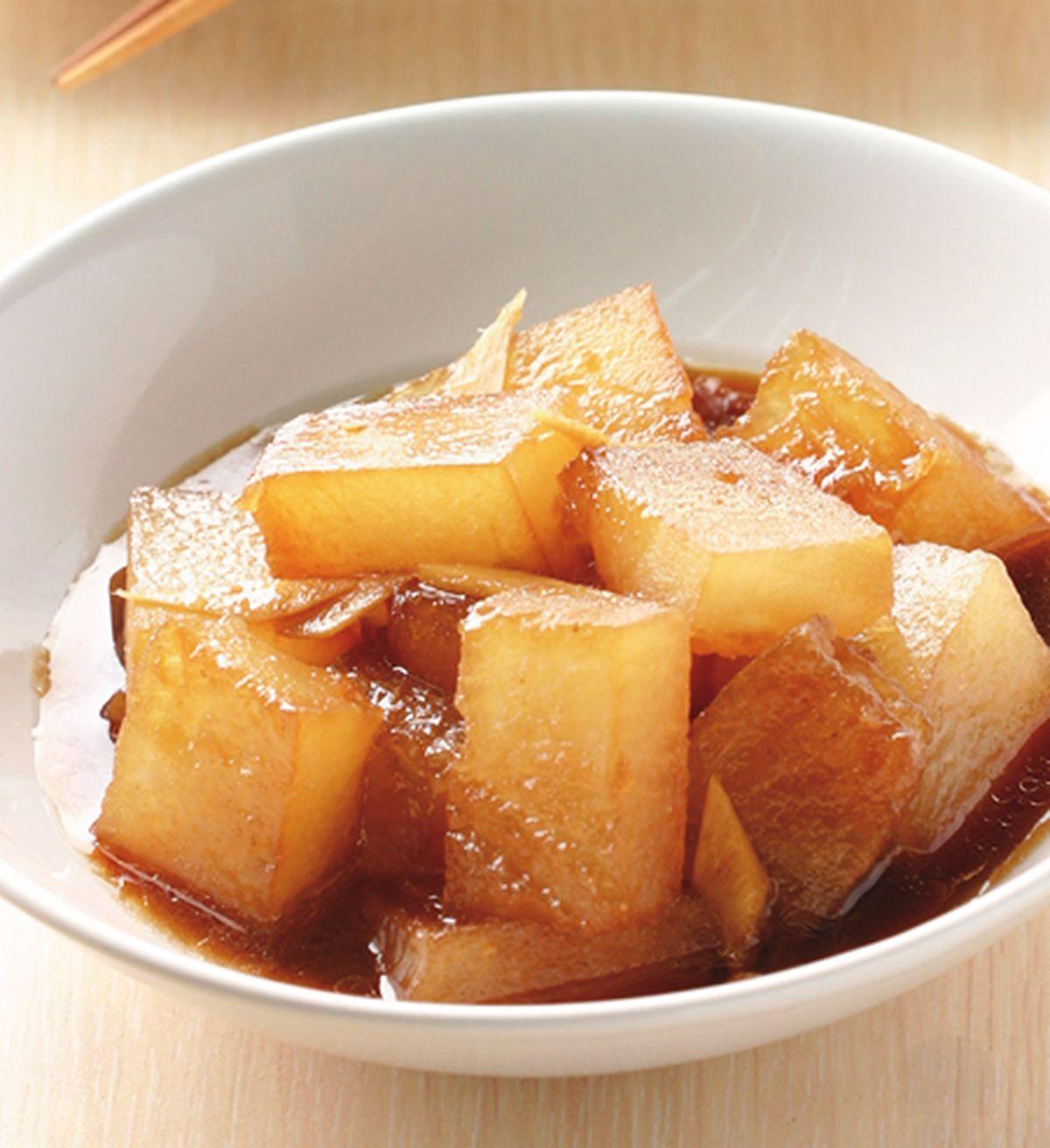食譜:紅燒冬瓜(1)
