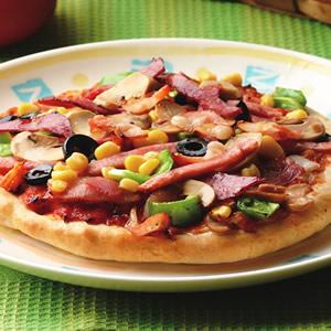 超級什錦比薩