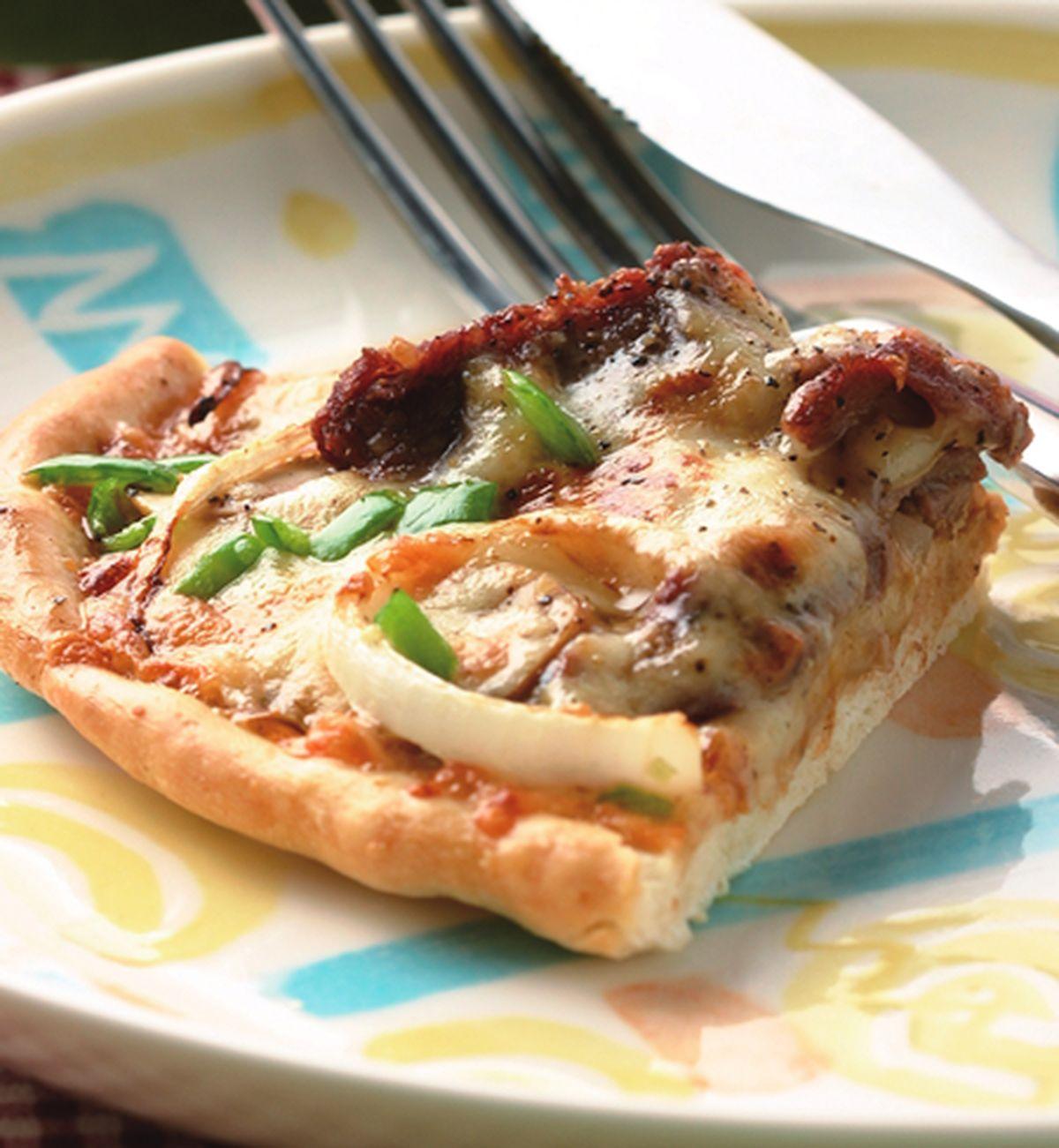 食譜:鐵板牛柳比薩