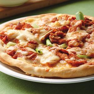 韓式泡菜燒肉比薩