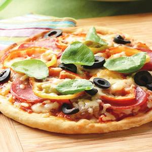 拿波里臘腸薄片披薩
