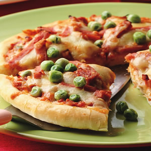 墨西哥辣味肉醬薄片披薩